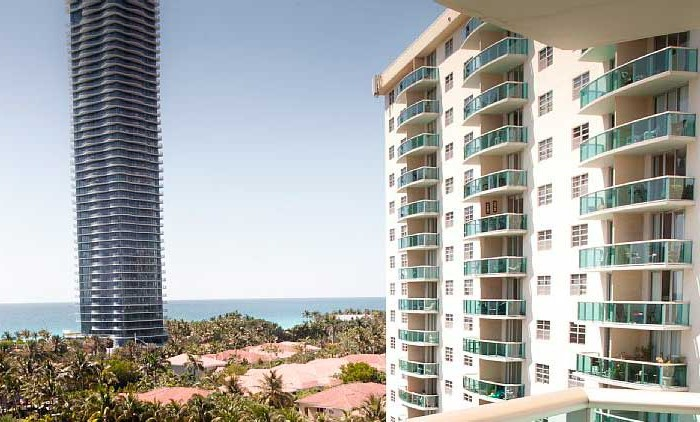 Ocean View Condominiums
