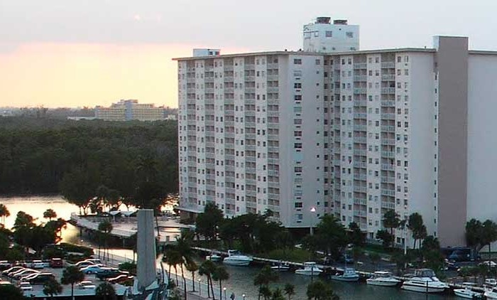 Coastal Towers Condominiums