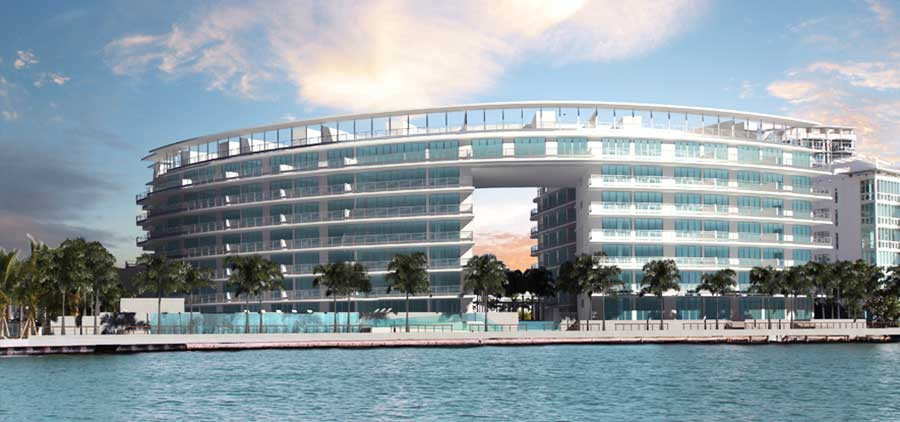 Peloro - new developments at Miami Beach