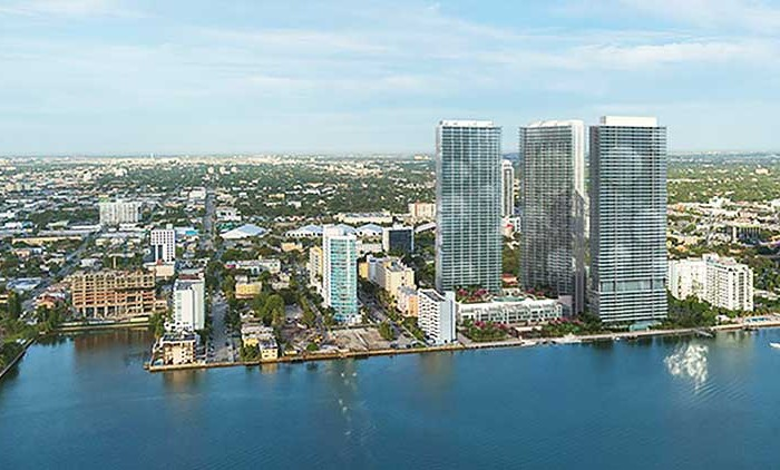 Gran Paraiso - new developments in Miami