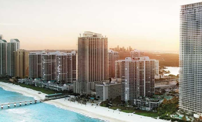 Jade Signature - new developments in Sunny Isles Beach