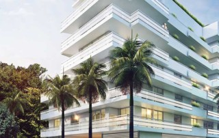 Pearl House - new developments at Bay Harbor Islands