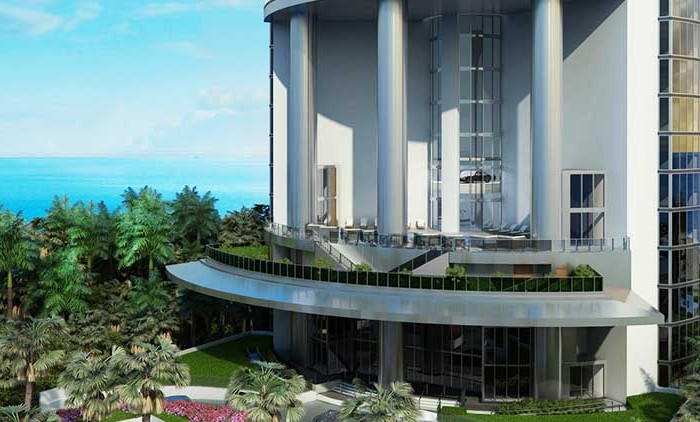 Porsche Design Tower - new developments at Sunny Isles Beach