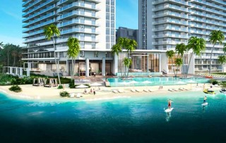 The Harbour - new developments at Miami